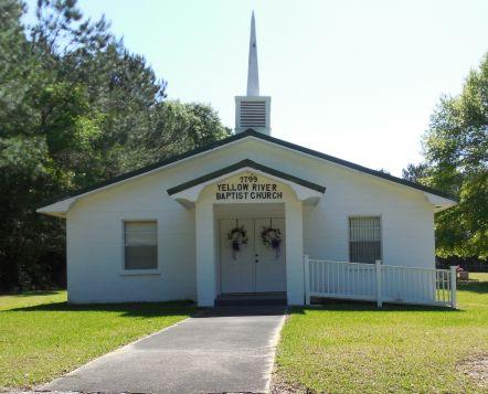 Yellow River Baptist Church Current Bldg