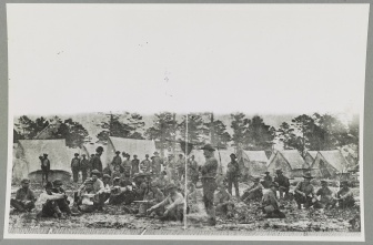 Alabama Troops in Pensacola 1861-1862