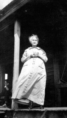 Sarah Ann BRUNSON NICHOLS