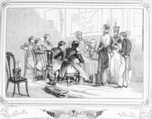 Trial of Ambrister During the Seminole War