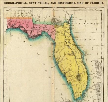 Florida 1822