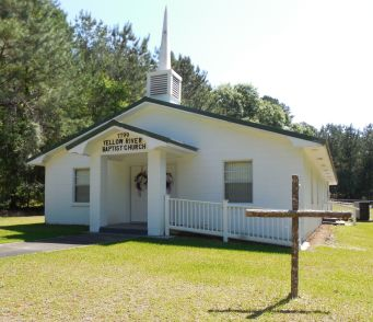 Current church, 2016
