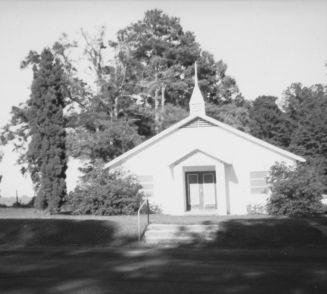 Church burned by arsonist