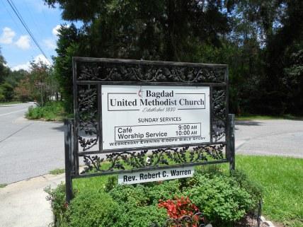 Bagdad United Methodist Church
