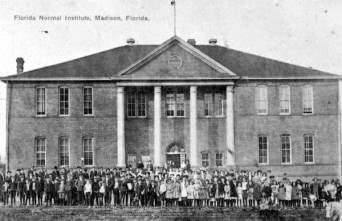Madison Normal Institute 1908