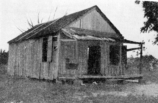 Negro Schoolhouse in Florida