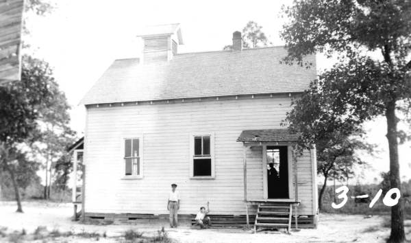 Bay County One Room Schoolhouse