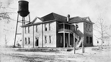 Holmes County Courthouse, Bonifay, 1912