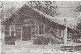 Yellow River Baptist Church, Okaloosa Co, FL, 1938-1960