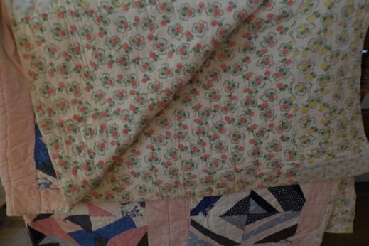 Grandmama's quilt