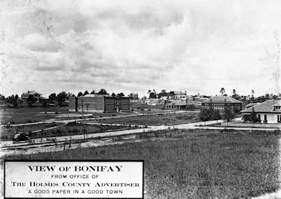 View of Bonifay, unknown year