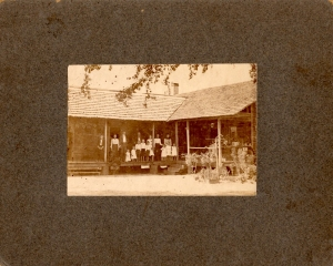 Allen and Mary Jane GASKIN HART Family