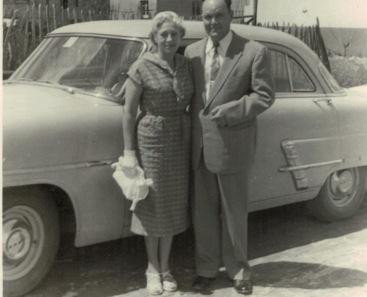 Dorothy & Miles King