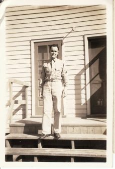 Miles in uniform 2