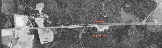 1955 Flight 1N Tile 8 Old Road in front of GP