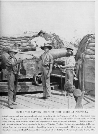 Photographic History of the Civil War, Vol 8, page 107b