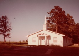 Church building 1960-1981