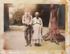 John Jesse Sr & Lucennie Hinote Barrow, circa 1920s